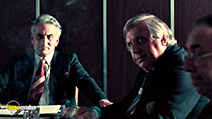 A still #36 from The Damned United with Henry Goodman