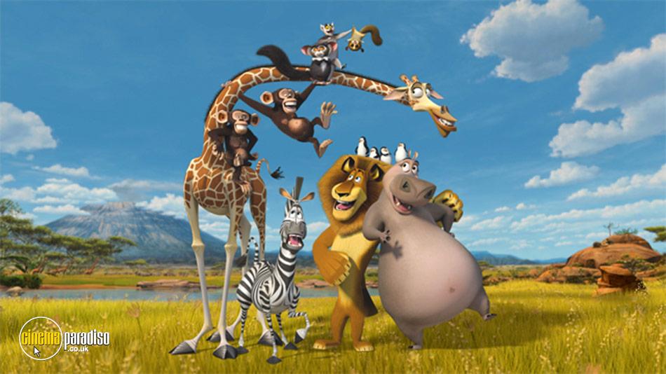Madagascar: Escape 2 Africa online DVD rental