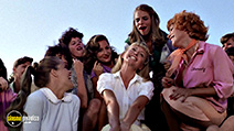 A still #11 from Grease with Olivia Newton-John