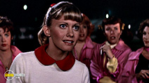 A still #13 from Grease with Olivia Newton-John