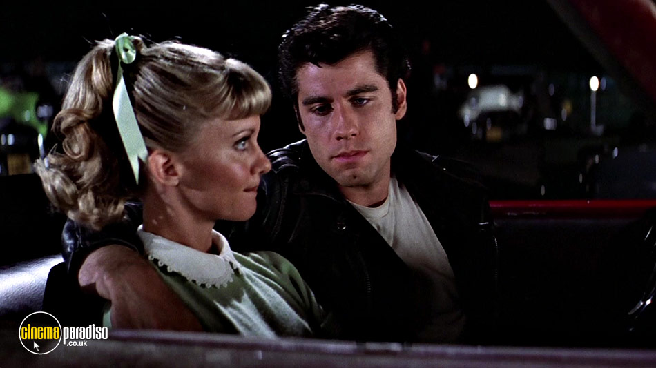 Grease online DVD rental