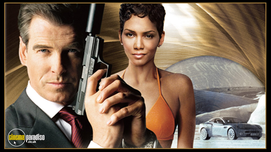 James Bond: Die Another Day online DVD rental