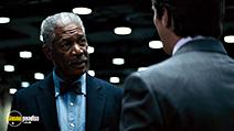 A still #22 from The Dark Knight with Morgan Freeman