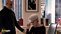 A still #26 from The Devil Wears Prada with Stanley Tucci and Meryl Streep