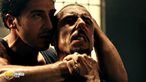 A still #34 from District 13 with David Belle and Bibi Naceri