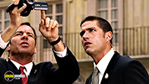 A still #3 from Vantage Point (2007) with Matthew Fox and Dennis Quaid