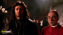 A still #36 from Van Helsing with Hugh Jackman and Alun Armstrong