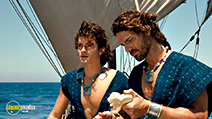 A still #50 from Troy with Eric Bana and Orlando Bloom