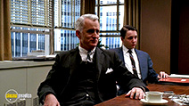 A still #51 from Mad Men: Series 1 with Vincent Kartheiser and John Slattery