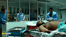 A still #18 from Pathology with John de Lancie and Johnny Whitworth