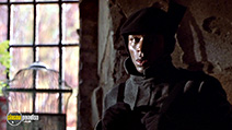 A still #25 from The Italian Job with Yasiin Bey