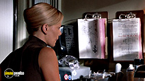 A still #21 from The Italian Job with Charlize Theron