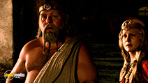 A still #42 from Beowulf with Brendan Gleeson and Alison Lohman