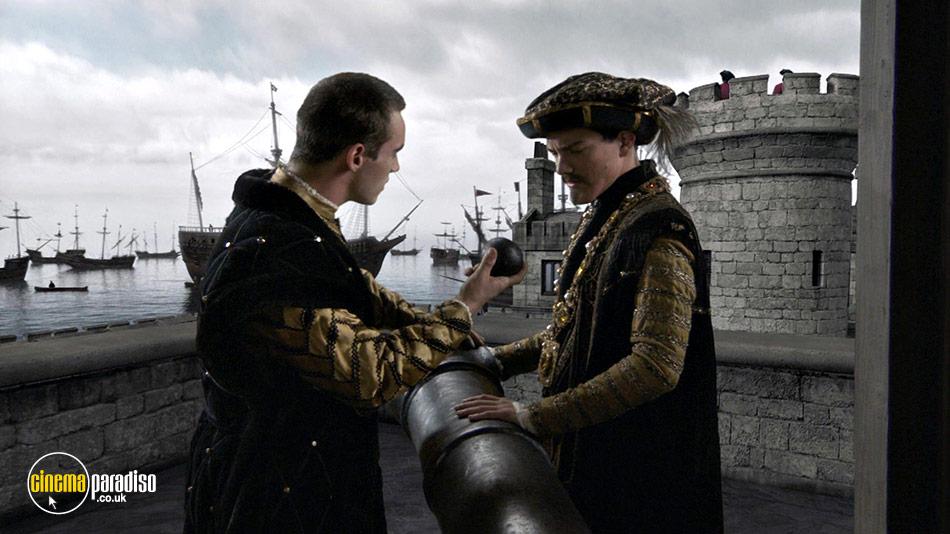 The Tudors: Series 1 online DVD rental