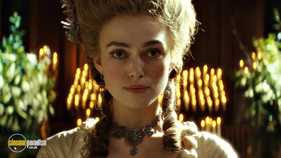 The Duchess online DVD rental