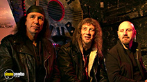 A still #35 from Anvil: The Story of Anvil with Steve 'Lips' Kudlow, Robb Reiner and Scott Ian