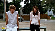 A still #36 from The Messengers with Dustin Milligan and Kristen Stewart