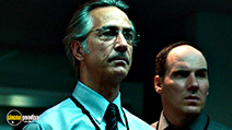 A still #17 from The Bourne Ultimatum with David Strathairn