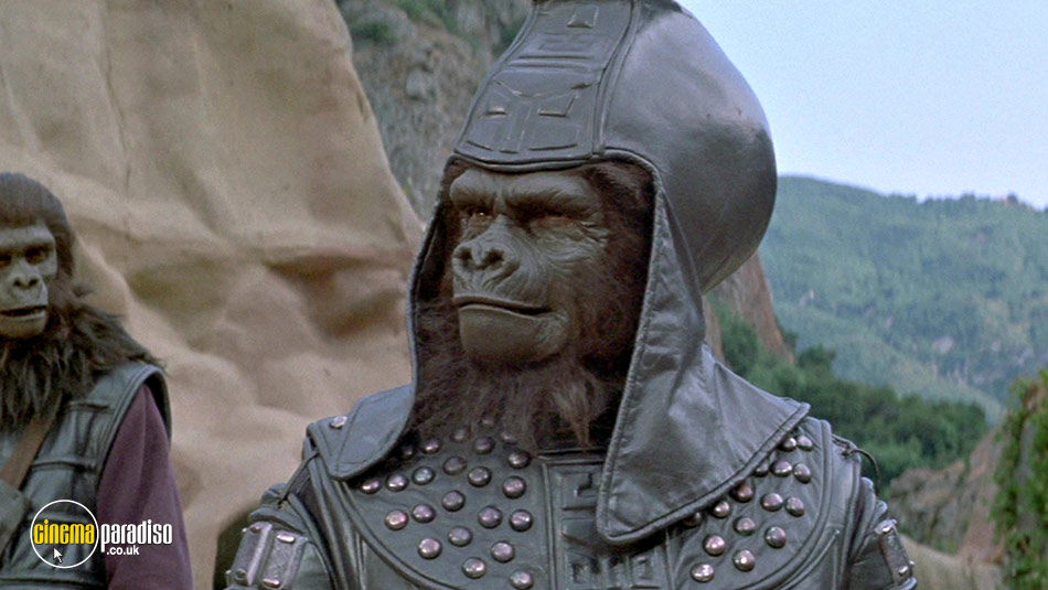 Beneath the Planet of the Apes online DVD rental