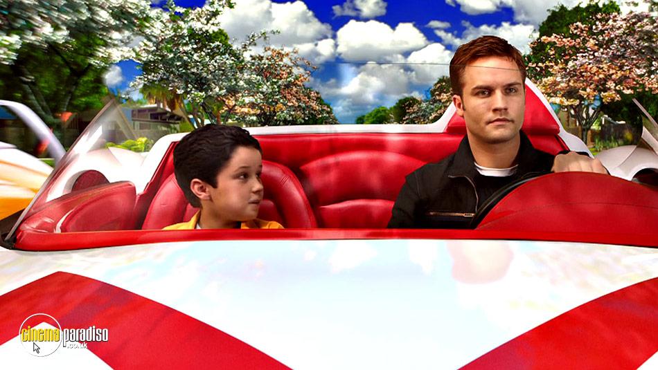 Speed Racer online DVD rental