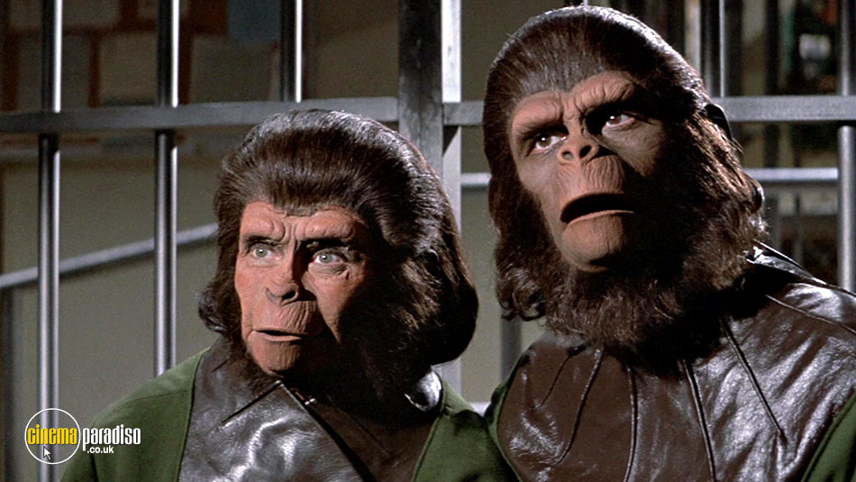 Escape from the Planet of the Apes online DVD rental