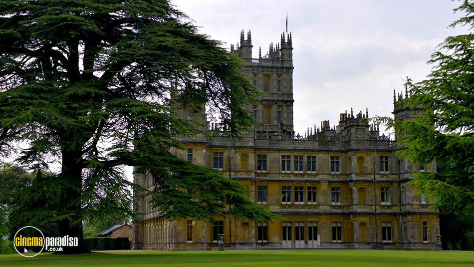 Downton Abbey: Series 5 online DVD rental