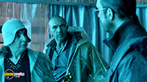 A still #26 from Automata with Antonio Banderas