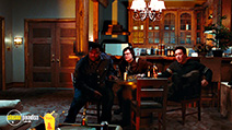 A still #22 from Hot Tub Time Machine with John Cusack, Craig Robinson and Clark Duke