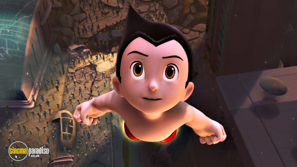 Astroboy online DVD rental