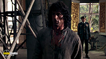 A still #20 from Rambo 3 with Sylvester Stallone
