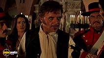 A still #31 from The Mask of Zorro with Anthony Hopkins and Julieta Rosen