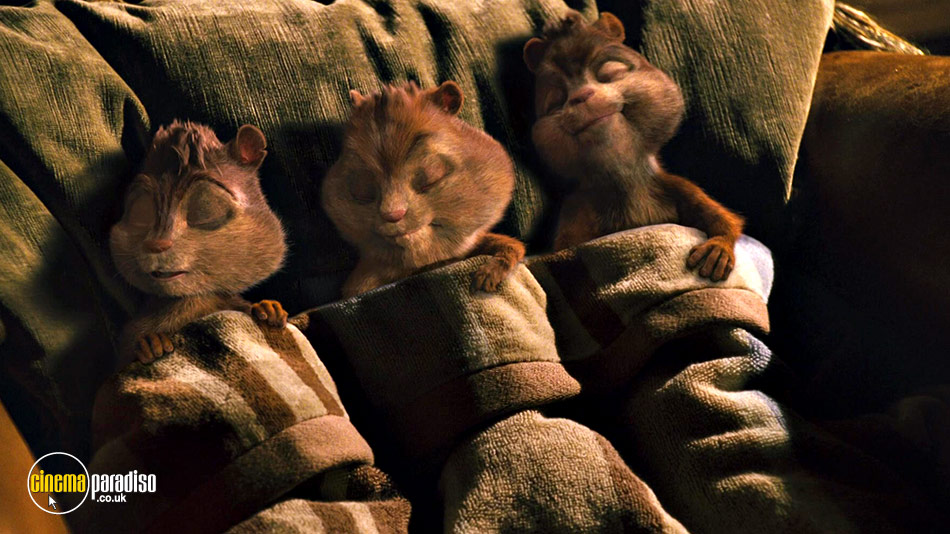 Alvin and the Chipmunks online DVD rental