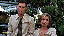 A still #5 from Liar Liar with Maura Tierney and Jim Carrey