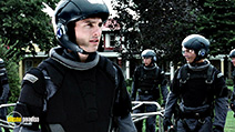 A still #38 from Minority Report with Tom Cruise