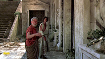 A still #31 from Clash of the Titans with Burgess Meredith and Harry Hamlin