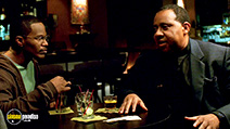 A still #17 from Collateral with Jamie Foxx and Barry Shabaka Henley