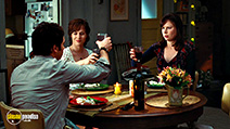 A still #31 from Julie and Julia with Amy Adams and Mary Lynn Rajskub