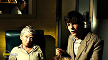 A still #31 from The Double with Jesse Eisenberg and Phyllis Somerville