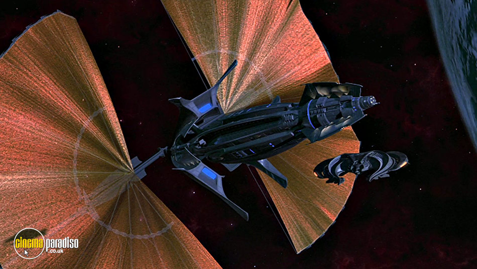Star Trek 9: Insurrection online DVD rental