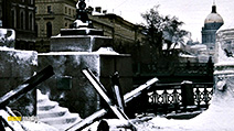 Still #6 from Attack on Leningrad