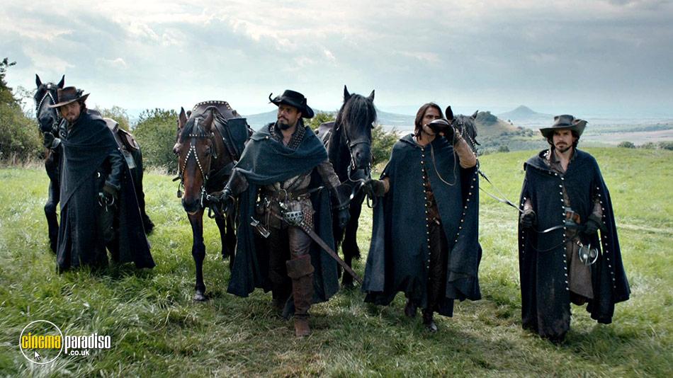 The Musketeers: Series 2 online DVD rental
