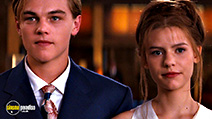 A still #14 from Romeo and Juliet with Leonardo DiCaprio and Claire Danes