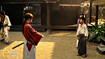 Still #7 from Rurouni Kenshin: Kyoto Inferno