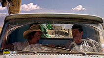 A still #32 from Tremors with Kevin Bacon and Fred Ward