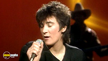 Still #2 from K.D. Lang: Harvest of Seven Years: Cropped and Chronicled
