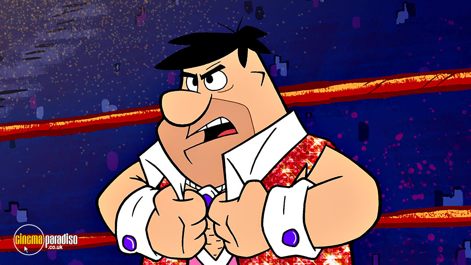 The Flintstones and WWE: Stone Age SmackDown! online DVD rental