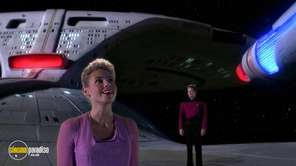 Star Trek: The Next Generation: Series 6 online DVD rental
