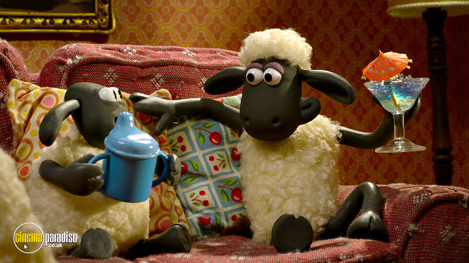 Still from Shaun the Sheep Movie 1