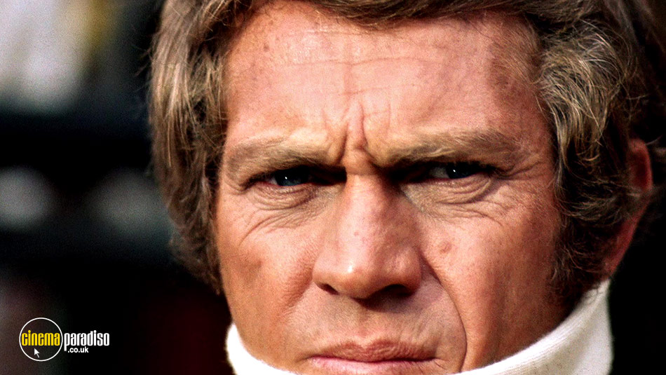 Steve McQueen: The Man and Le Mans online DVD rental