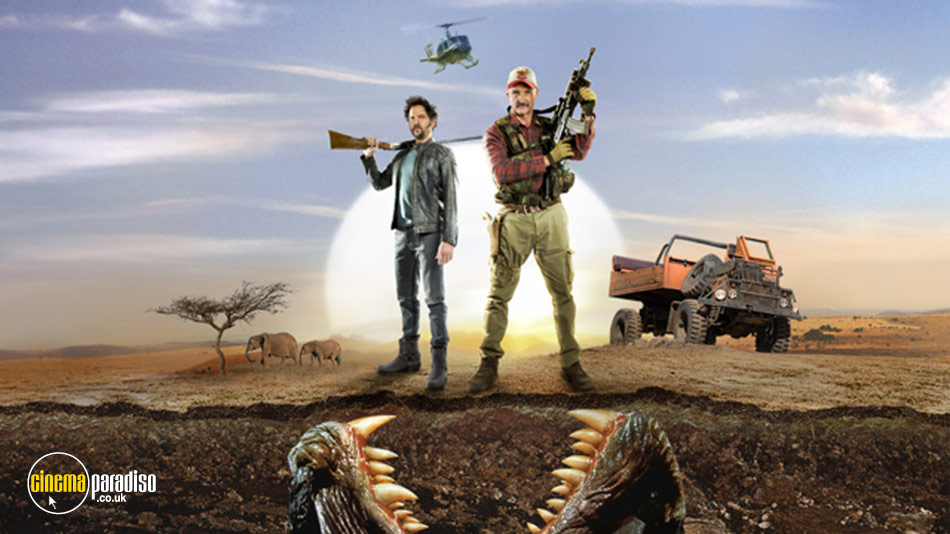 Tremors 5 (aka Tremors 5: Bloodlines) online DVD rental